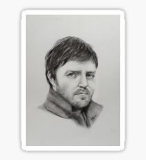 My name is Cormoran Strike Sticker