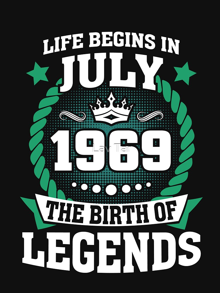 July 1969 The Birth Of Legends by lavatarnt