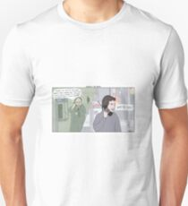 Seinfeld + The Matrix T-Shirt
