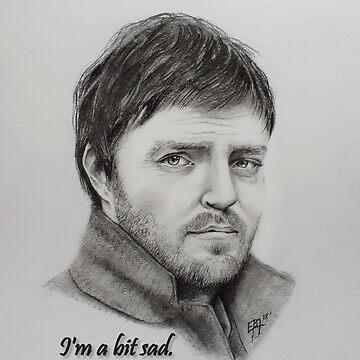 «I am a bit sad» par Ebm36