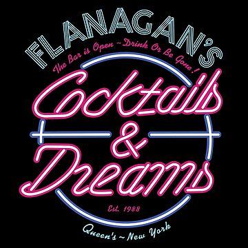 Flanagan's - Cocktails & Dreams Variant III by Purakushi