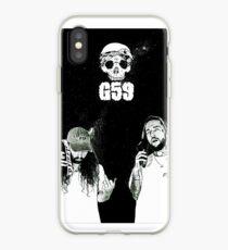 Suicideboys G59 Black&White Space Design iPhone Case