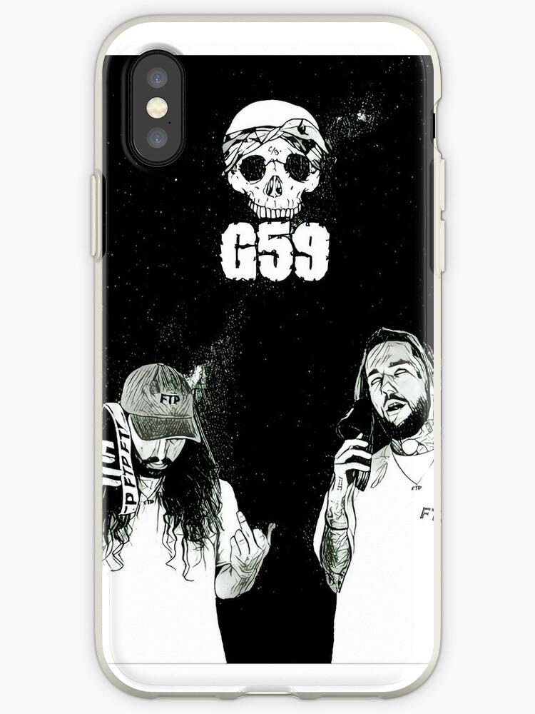 Suicideboys G59 Black&White Space Design by RapSentacion