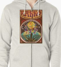 Nahko & Medicine for the People Fan Made Poster Zipped Hoodie