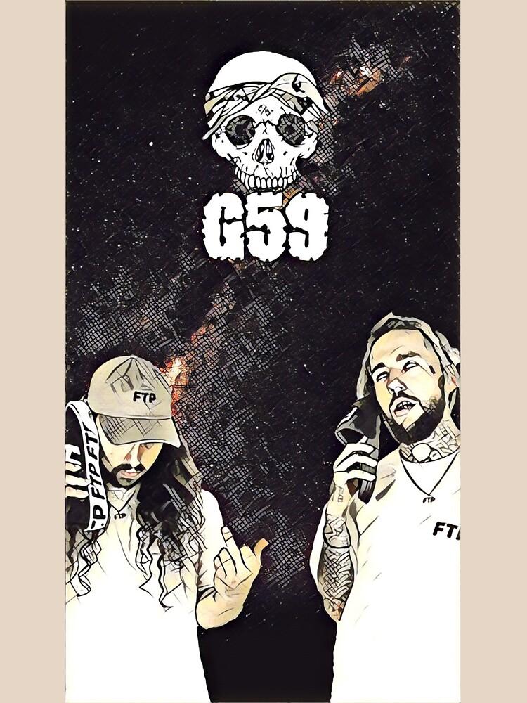 Suicideboys G59 Space Artwork von RapSentacion