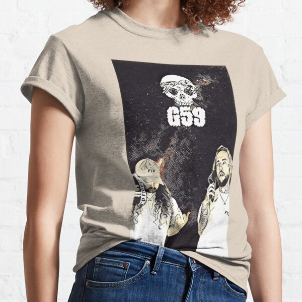 Suicideboys G59 Space Artwork Classic T-Shirt
