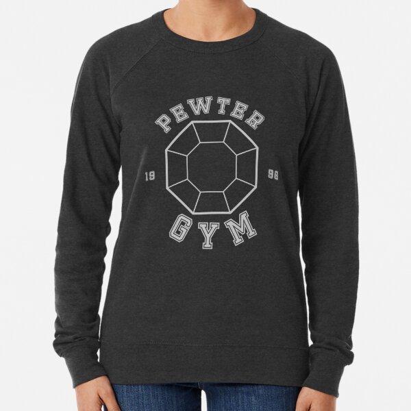 Pokemon - Pewter City Gym Lightweight Sweatshirt
