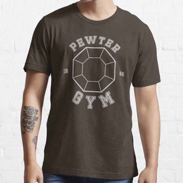 Pokemon - Pewter City Gym Essential T-Shirt