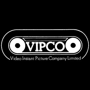 VIPCO Video VHS logo by LaTerruer