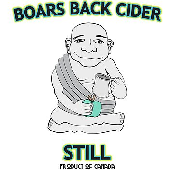 Boars Back Cider - still cider by toonpunk