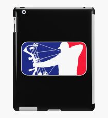 Major League Bow Hunting iPad Case/Skin