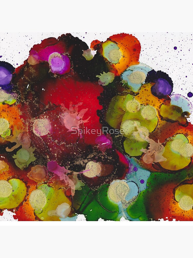 Colour Bubbles by SpikeyRose
