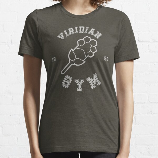 Pokemon - Viridian City Gym Essential T-Shirt