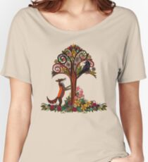 fox and crow Women's Relaxed Fit T-Shirt
