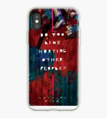 Hotline Miami Artwork iPhone Case