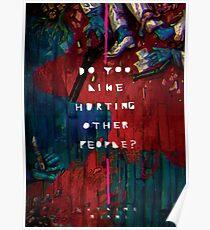 Hotline Miami Artwork Poster
