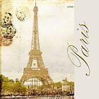 Paris by Elaine Teague