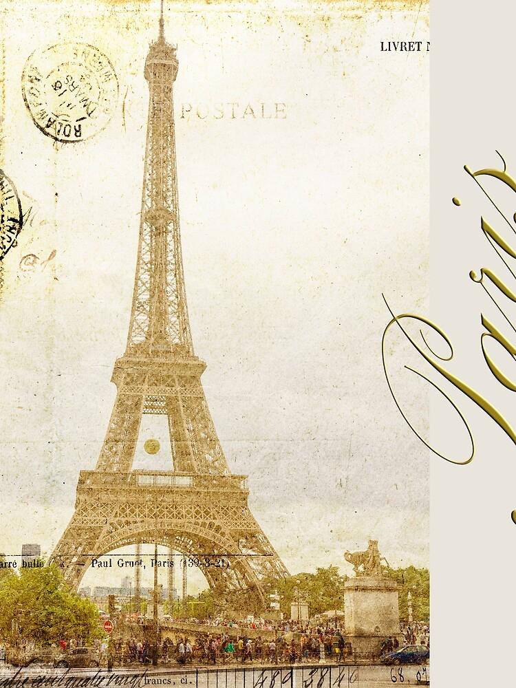 Paris by decoaddict