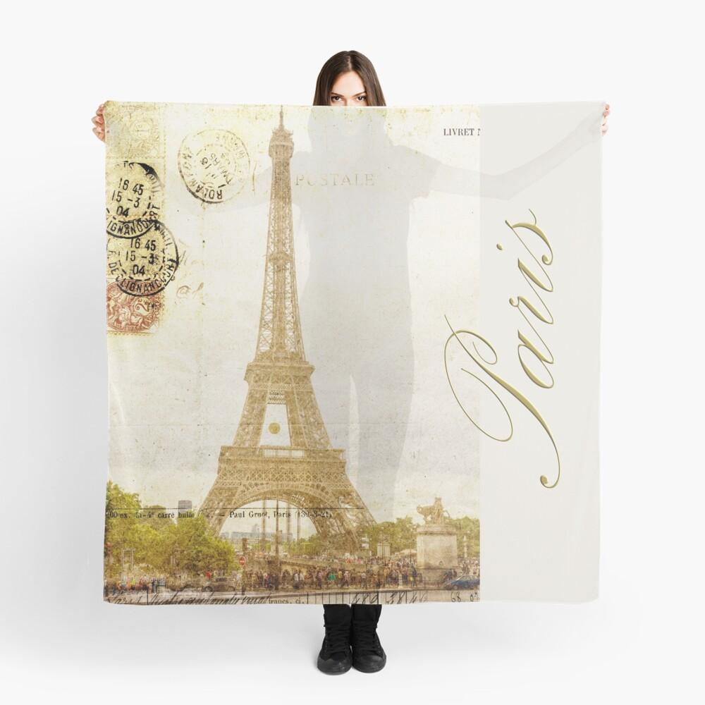 Paris Scarf