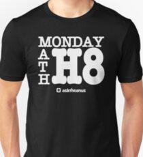 I hate Mondays and Math Unisex T-Shirt