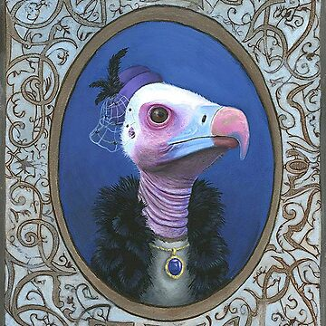 Helen The Vulture by AllyArtDesigns