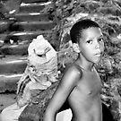Rio De Janeiro, Boy for the Favelas, 2009 by Tash  Menon
