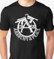 Crass Anarchy And Peace T-Shirt