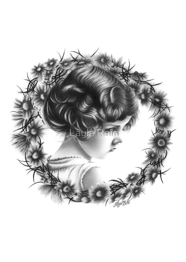 INNOCENCE OF NATURE by Layce Art