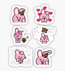 cooky stickers Sticker