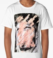 ZM Distortion/Decay (Print On Back) Long T-Shirt