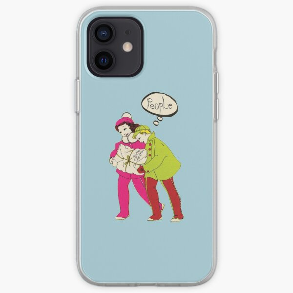 Animal Collective People iPhone Soft Case