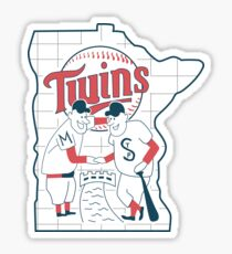 Target Field Minneapolis, MN Sticker