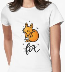 Fox Women's Fitted T-Shirt