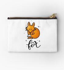 Fox Studio Pouch