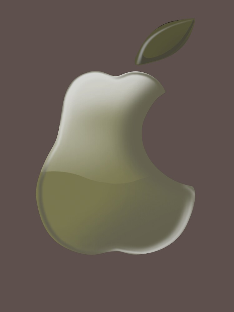 Pear: I wanna be a Logo 2!!!! by bluffingpotspk
