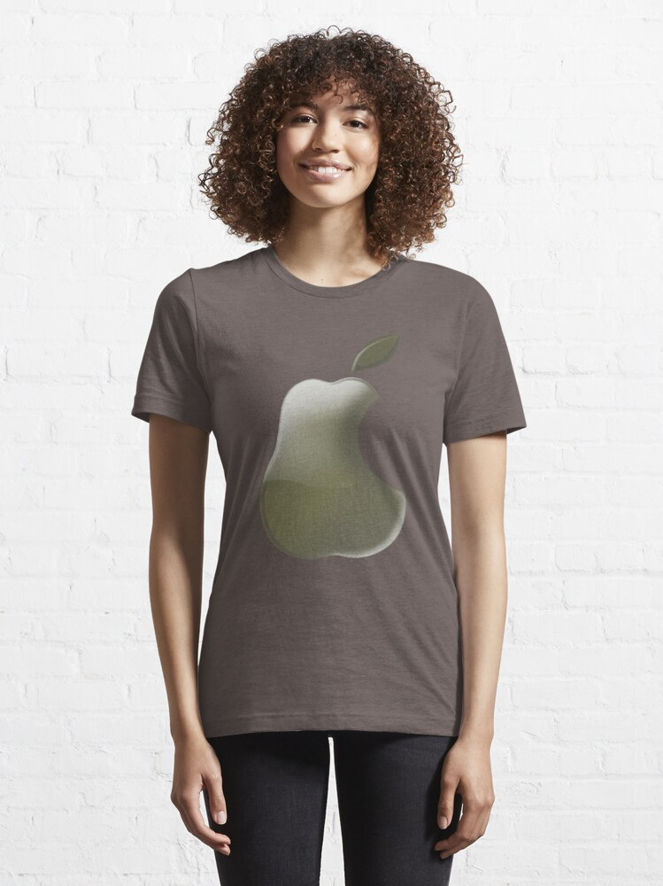 Alternate view of Pear: I wanna be a Logo 2!!!! Essential T-Shirt
