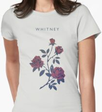 Whitney Light Upon the Lake Women's Fitted T-Shirt