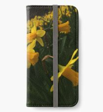 daffodils iPhone Wallet/Case/Skin