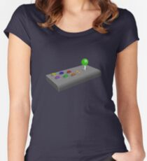 Stick Women's Fitted Scoop T-Shirt