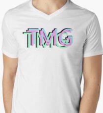 tiny meat gang V-Neck T-Shirt
