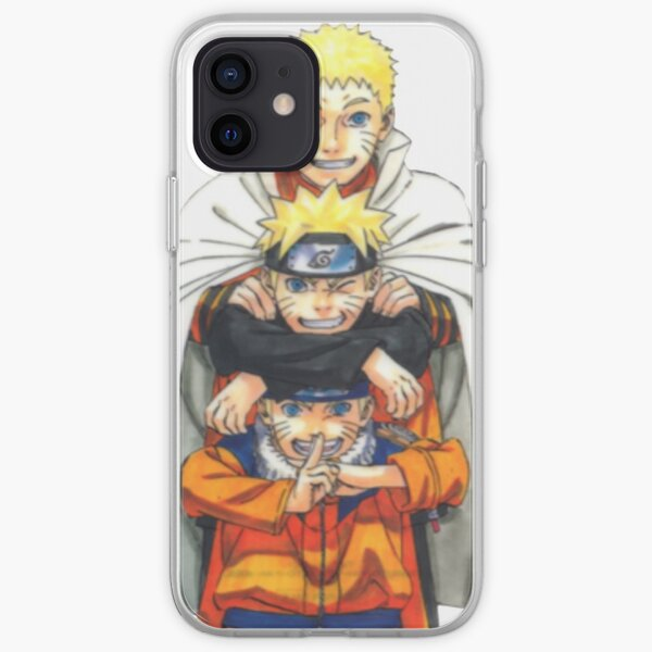 Naruto  Coque souple iPhone