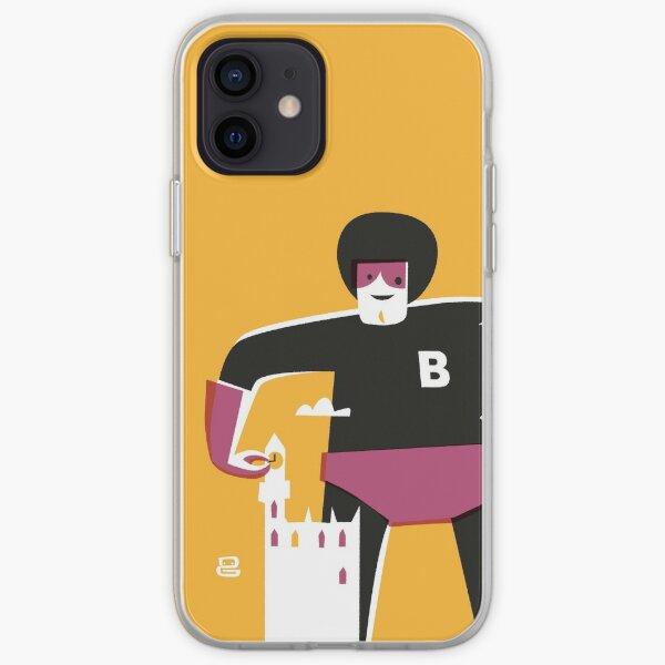 Super B (m) iPhone Soft Case