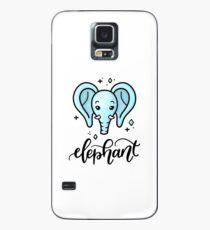 Elephant Case/Skin for Samsung Galaxy