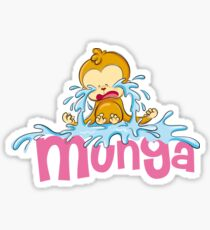 Munga Sticker