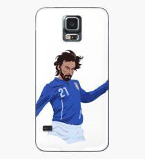 Funda/vinilo para Samsung Galaxy Andrea Pirlo - Leyenda de Italia