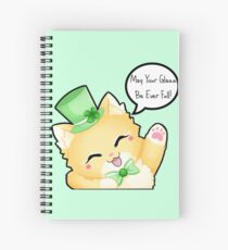 Lucky Chii - 2018 Spiral Notebook