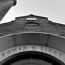Power and Light by David Lee Thompson