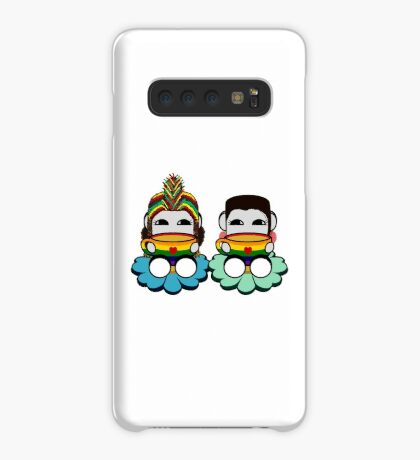 STPC: Naka Do & Oyo Yo (Tea & Pride) Case/Skin for Samsung Galaxy