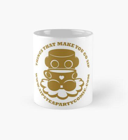 STPC: Things That Make You Go Sip (Gold O'BOT) 1.0 Mug