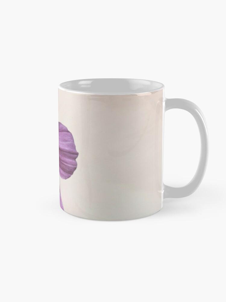 Alternate view of Purple Cosmos Flower Mug